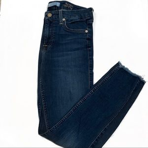 "7 for all mankind ""The Ankle Skinny Jean"""